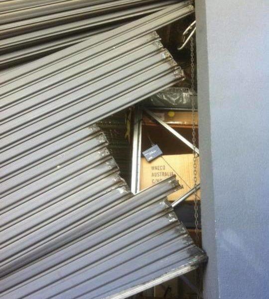 Broken Roller Garage Door Repairs Brisbane