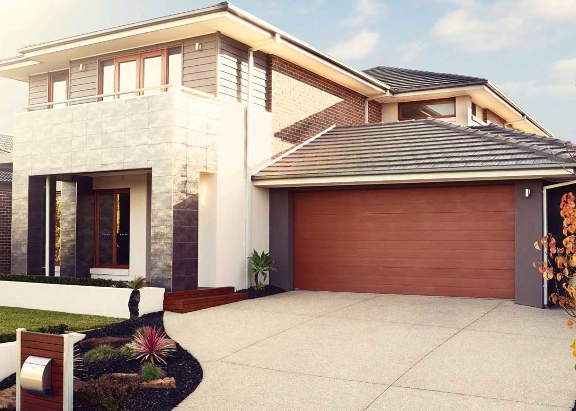 Sunshine Coast Sectional Doors
